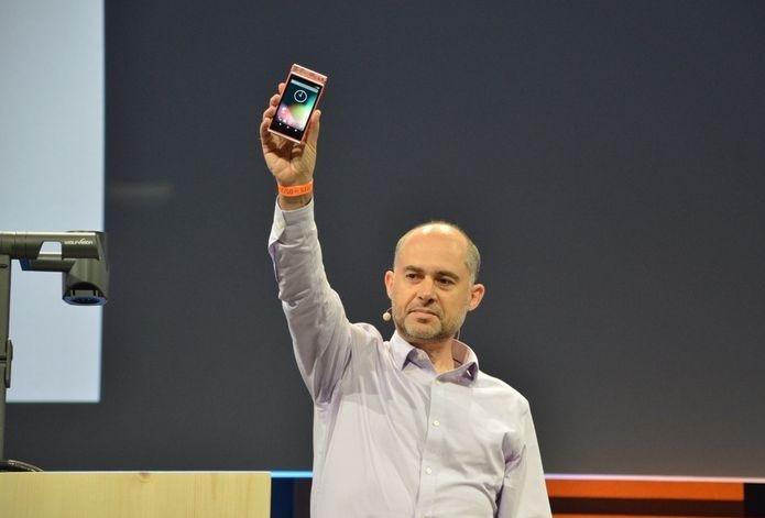 Project Ara, smartphone modular do Google, não será mais lançado em 2015 (Foto: Reprodução/The Verge)