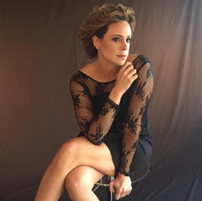 Vanessa Gerbelli está de dieta e com um corpão (Foto: Arquivo Pessoal )