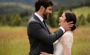 David Giuntoli e Bitsie Tulloch se casaram!