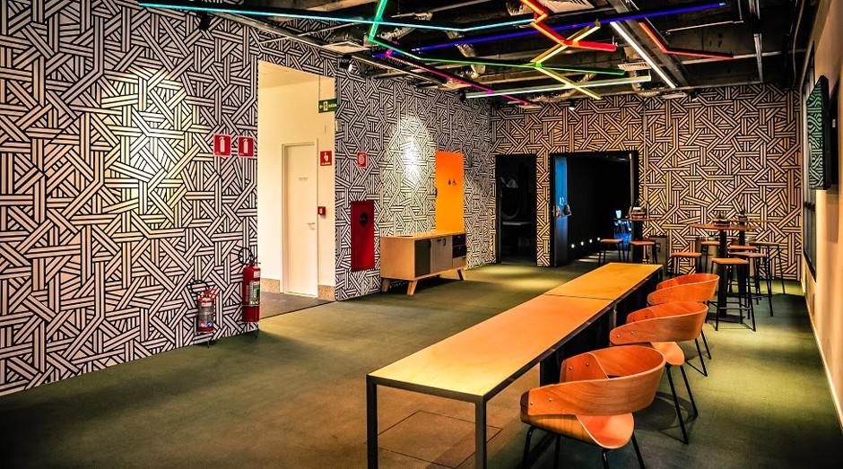 Google Campus: prédio tem visual de startups (Foto: Divulgação)