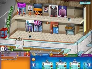 Construa seu shopping em Create a Mall