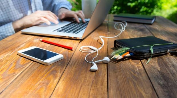 home office; freelancer; computador; notebook; startups; trabalho; sucesso (Foto: ThinkStock)