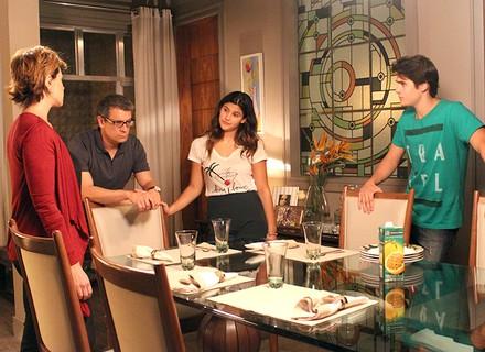 Miguel diz que Rodrigo e Lívia podem sair do Leal Brazil