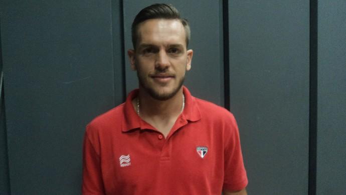 Rafael Toloi (Foto: Marcelo Braga)