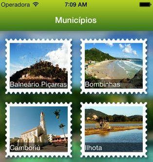Aplicativo ajuda turistas a conhecer melhor as cidades da região (Foto: Reprodução)