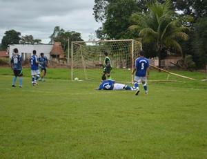 Copa 100 em Ji-Paraná (Foto: Pâmela Fernandes)