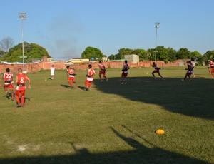 Rio Branco treino 29 (Foto: Duaine Rodrigues)