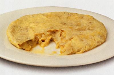 Omelete Crocante (Foto: Reprodução/Ediouro)