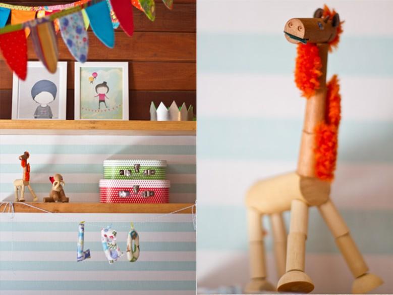 Como decorar um quarto de bebê Bel Lobo ensina  Decora  Programas  GNT