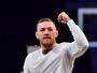 McGregor, Alvarez e outras estrelas  do UFC 205 fazem treino aberto em NY