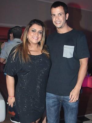 Preta Gil com o marido, Carlos Henrique (Foto: Claudio Andrade/Revista QUEM)