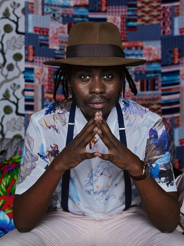 Moda La sape Rap (Foto: Miro)
