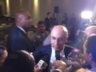 Ajuste anda rápido e não depende da permanência do governo, diz Meirelles