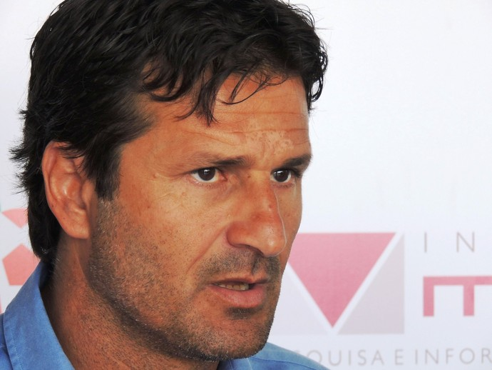 Chico Lins Avaí (Foto: Diego Madruga)