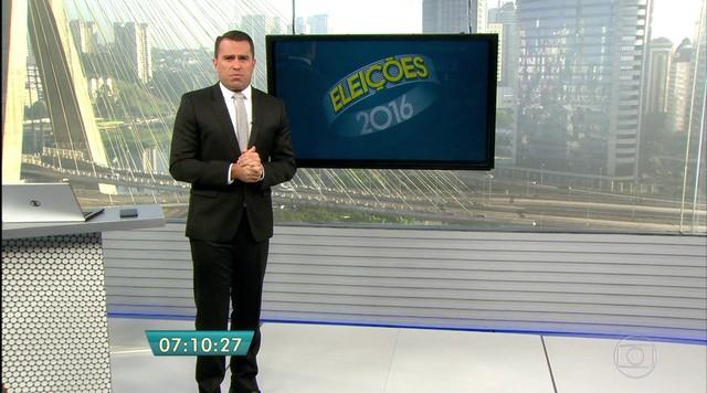 Confira compromissos de candidatos à prefeitura da capital na quarta-feira (28)