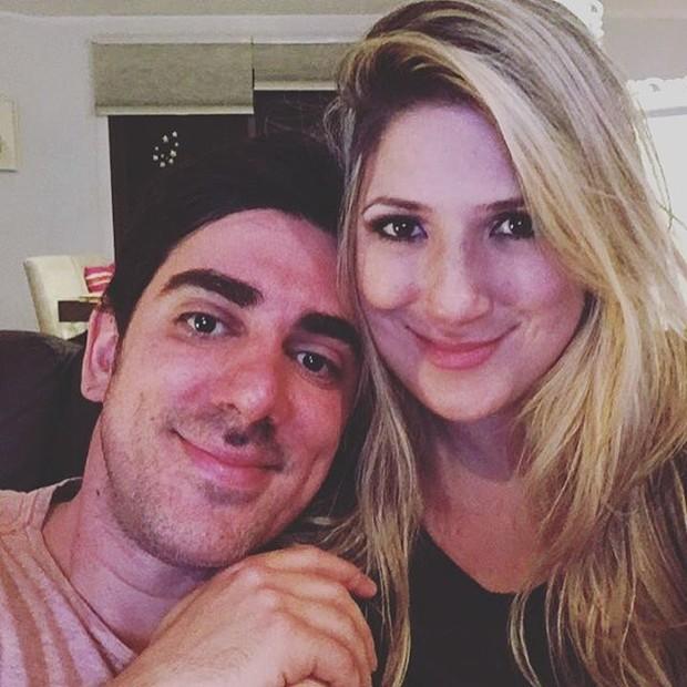 Dani Calabresa e Marcelo Adnet (Foto: Reprodução/Instagram)