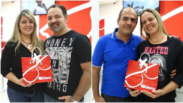 Veja como foi a premiação da Promoção 'Meu Olhar é Seu' (Fernanda Maciel)