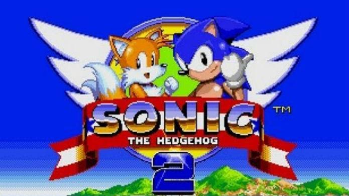 Sonic the Hedgehog 2 fez sucesso no Mega Drive (Foto: Reprodução/YouTube)