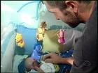 Mulher tetraplégica se casa e realiza sonho de ser mãe em Crissiumal, RS