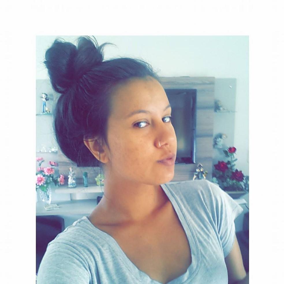 Menina morta por dívida de tráfico morava em Brusque (Foto: Reprodução/Facebook)