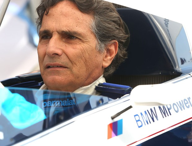 Nelson Piquet Festival de Velocidade de Goodwood (Foto: Getty Images)