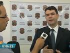 Operação da PF na Paraíba termina com presos em João Pessoa e Sapé