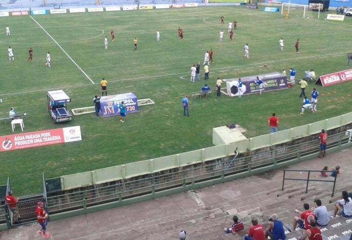 Uberaba USC Patrocinense Módulo II Mineiro (Foto: Eduardo Idaló)