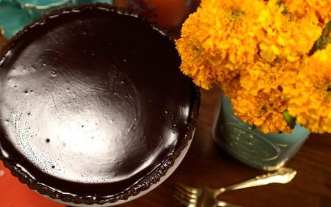 Receita de torta amanteigada de avelã