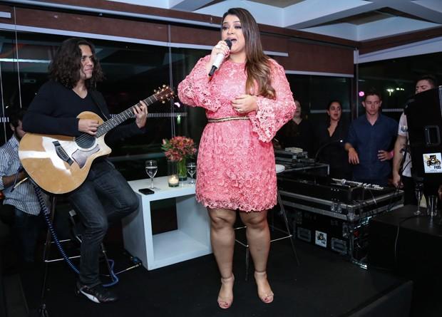 Evento teve show de Preta Gil (Foto: Roberto Filho/Brazil News)
