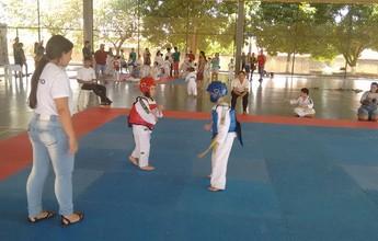 Sesc domina pódios e conquista título do Acreano de Taekwondo Infantil