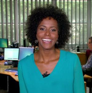 Fátima pede que Maju coloque apelido em Bonner (TV Globo)