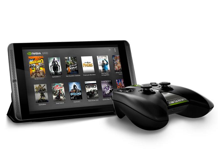 Novo tablet chega voltado para games (Foto: Divulgação/Nvidia)