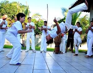 Capoeira Acre (Foto: Gerben Frota/ Arquivo Pessoal)