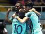 Com golaço de Ricardinho, Portugal bate Azerbaijão e vai à semifinal