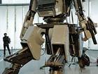 Robô gigante pode ser pilotado de cockpit ou controlado à distância