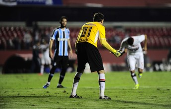 Anota aí, Osorio! Na estreia do técnico, São Paulo vence o recuado Grêmio