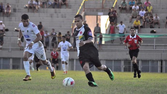 náuas x vasco-ac arena do juruá campeonato acreano 2014 (Foto: Manoel Façanha/Arquivo pessoal)