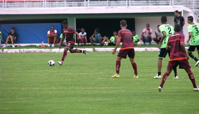 Boa Esporte e Seleção de Perdões (Foto: Reprodução/Boa Esporte Clube)
