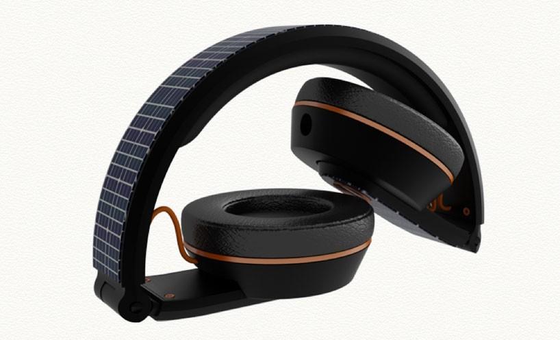 OnBeat Solar Headphones (Foto: divulgação)