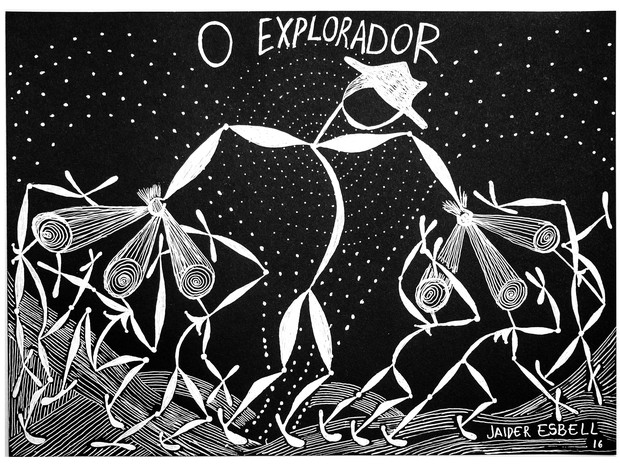 Exposição 'It Was Amazon' está em cartaz no Sobrado Doutor José Lourenço (Foto: Divulgação/Exposição It Was Amazon)