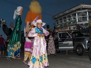 O bloco Bicharada foi fundado há 69 anos por Mestre Jaime. (Foto: Héliton Araujo/ Arquivo pessoal)
