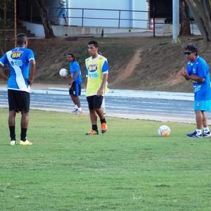 Didi comando os garotos do Bicho (Foto: Ricardo Guimarães/ Assessoria MCFC)