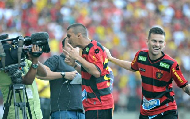 Sport x São Caetano (Foto: Aldo Carneiro/Pernambuco Press)