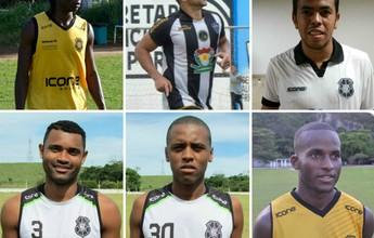 Vitória fecha com Vandinho, Robert Gladiador e mais 4 do Rio Branco-ES