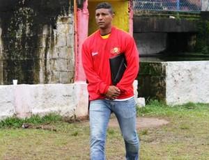 Axel técnico do Jabaquara (Foto: Marta Romero / Jabaquara)