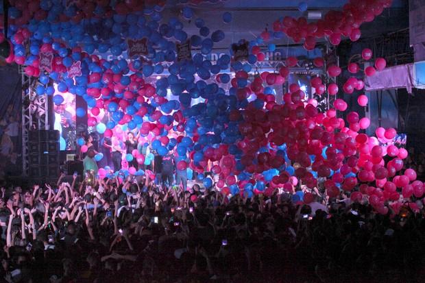 5 anos do Baile da Favorita (Foto: Reginaldo Teixeira/CS Eventos Divulgação)
