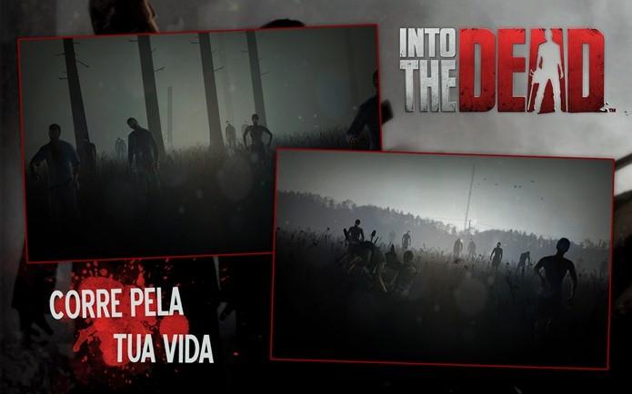 Into the Dead é um jogo de corrida com perspectiva única e visual excepcional (Fotos: Divulgação)