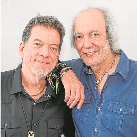 Leo Gandelman recebeu Erasmo Carlos para gravar o  'Vamos tocar' (Foto: Gianne Carvalho)