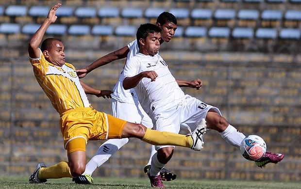 jogo entre Brasiliense e Ceilândia (Foto: Divulgação / Site Oficial)