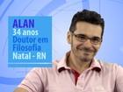 'BBB 16': Alan Marinho foi inscrito no reality show pela mulher